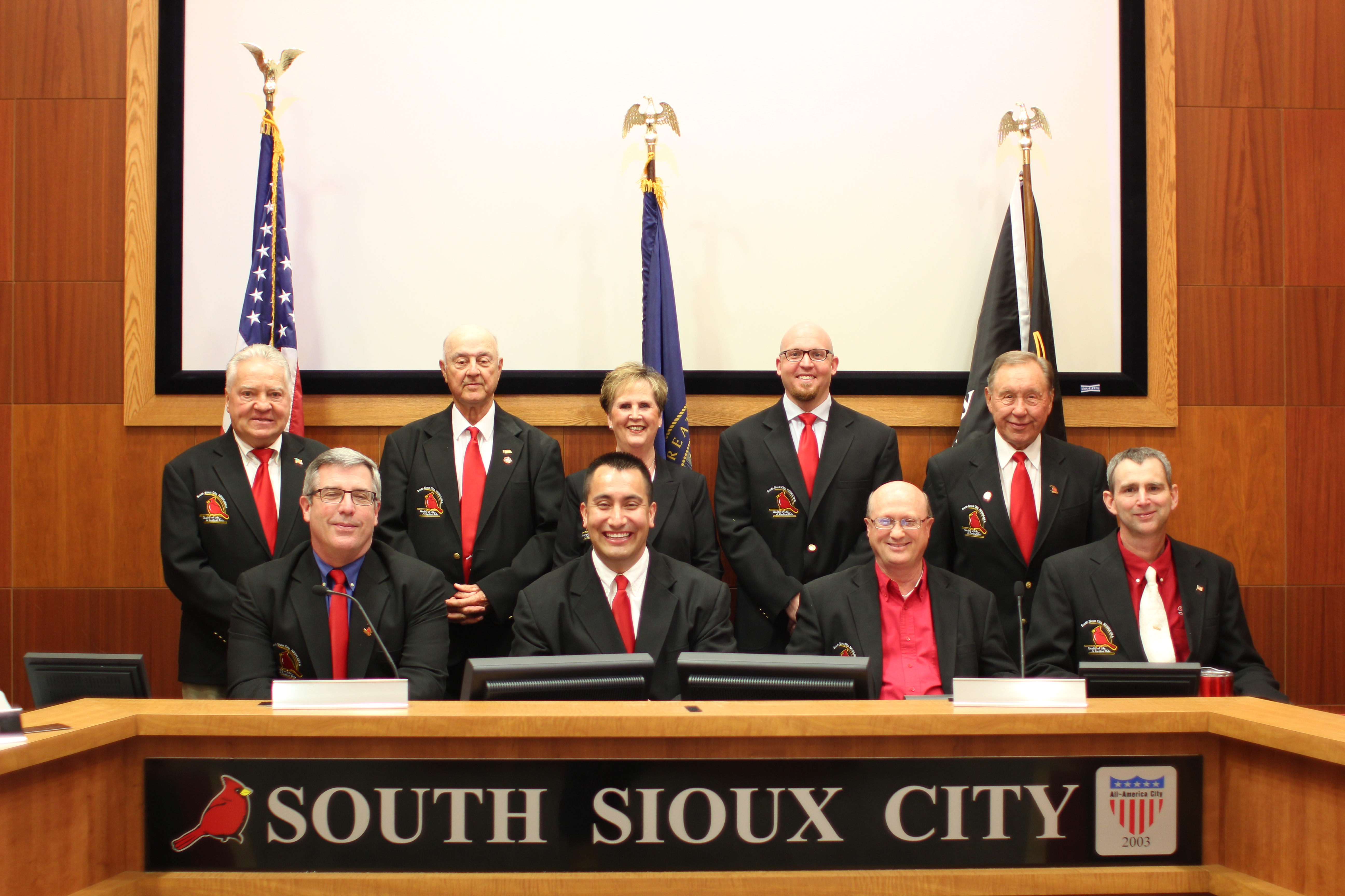 City Council Picture - 2017